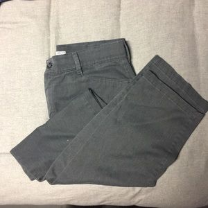 Lee relaxed fit grey pants
